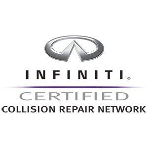 infiniti certification